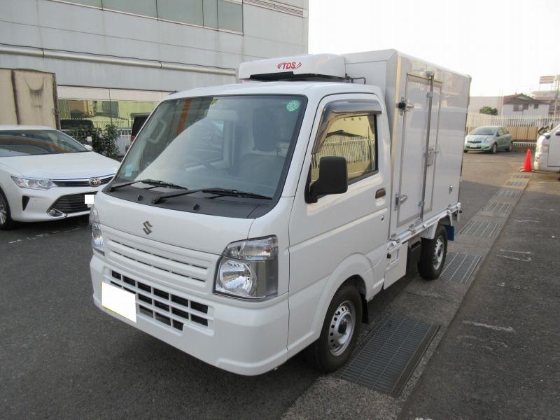 冷蔵冷凍車(低温)